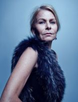 """LIANE KOHLRAUSCH, CEO of modelling agency L'equipe, 54. """"In the past I [..] used botox, but now I think everyone has to accept their beauty. When you are not afraid of old age. I think everything is easier. You become more in harmony with your body, hair and skin. That's very important. """""""